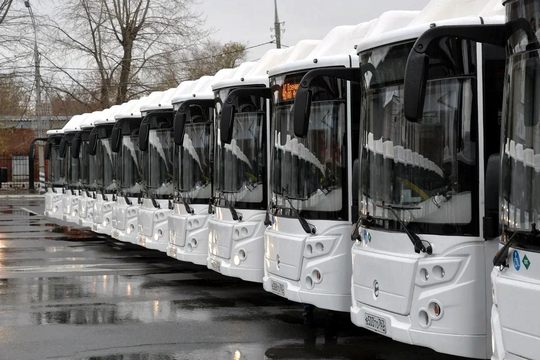 В 2021 году новый общественный транспорт поступит в 13 городских агломераций