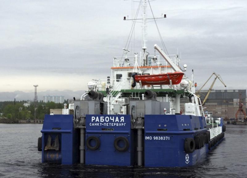 Грузовое судно Росморпорта впервые совершило экспериментальный рейс в «беспилотном режиме»