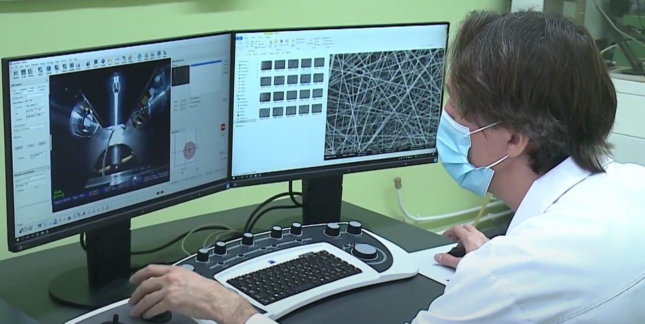 Новое оборудование позволит ученым создать покрытие для стентов сосудов, регулирующее поступление лекарств в организм человека