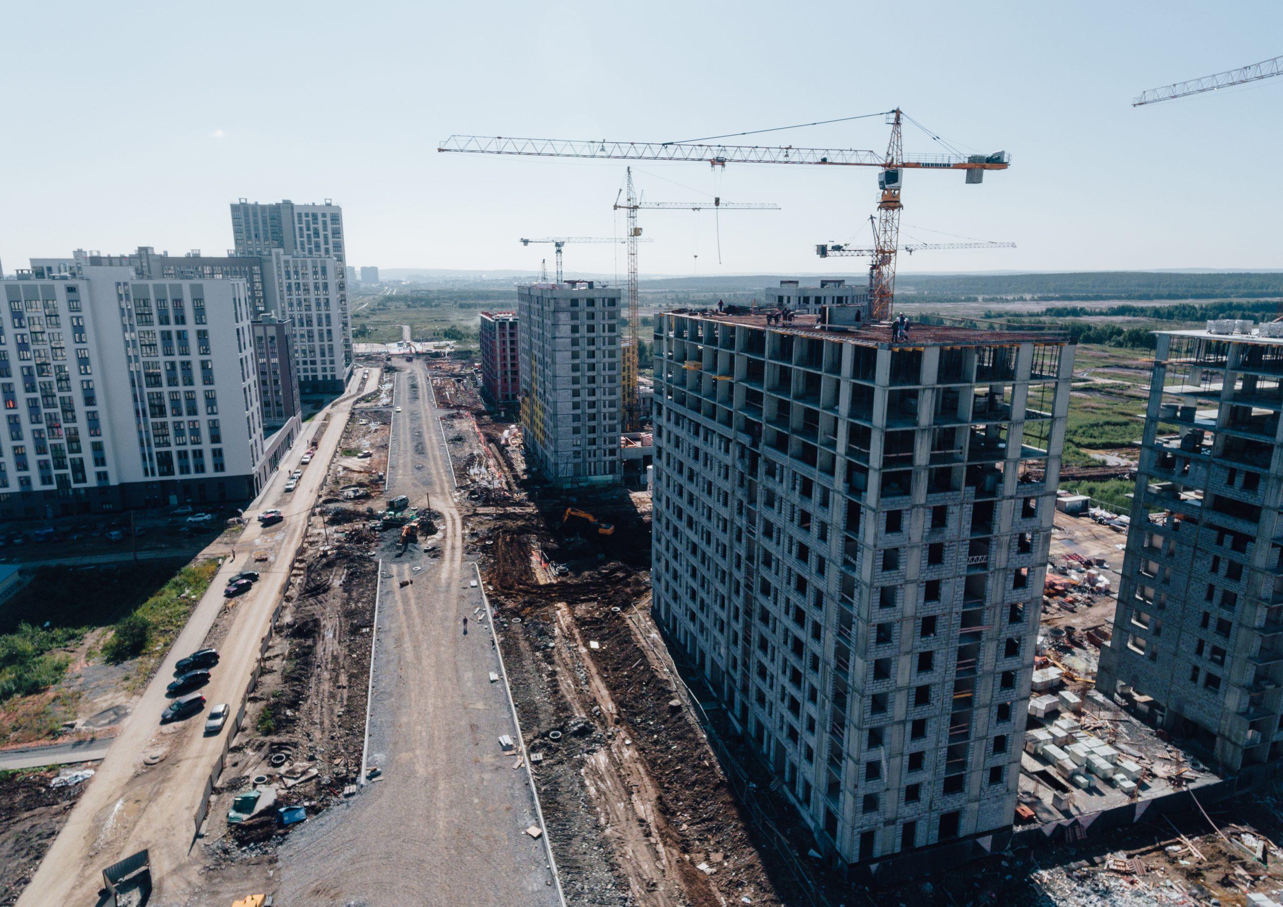 Минстрой России актуализировал укрупненные нормативы цены строительства