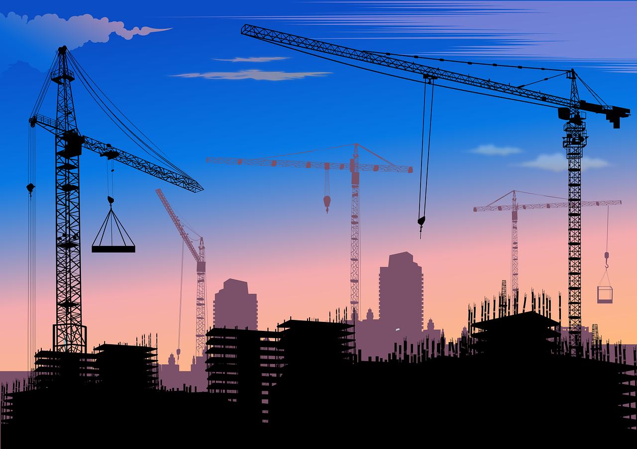 За два месяца 2021 года выдано разрешений на строительство более 3,5 миллионов квадратных метров жилья