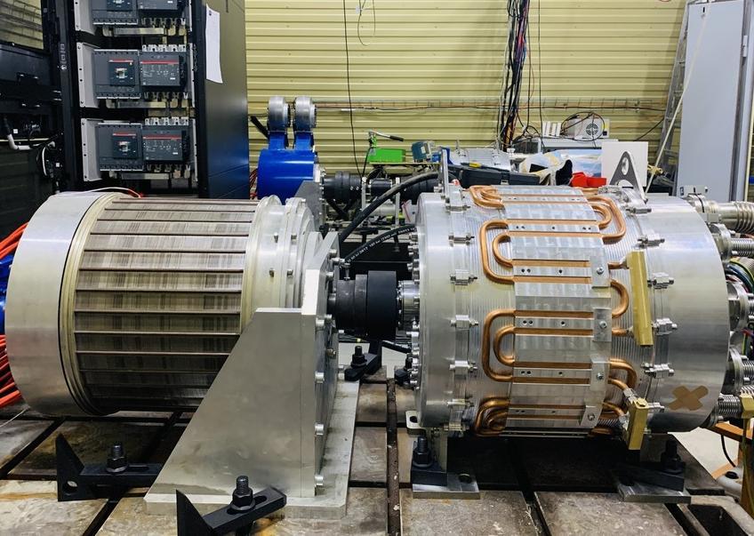 Состоялись испытания инновационного сверхпроводникового электрогенератора