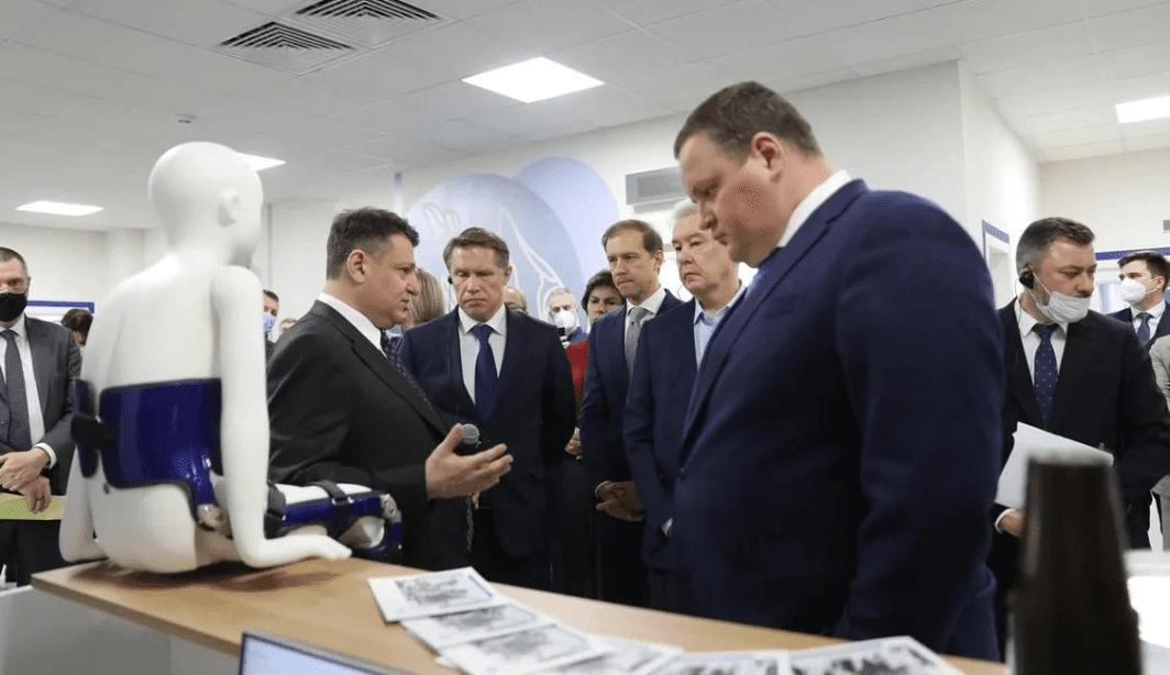 В Москве открылся обновленный Центр инновационных технологий в ортопедии