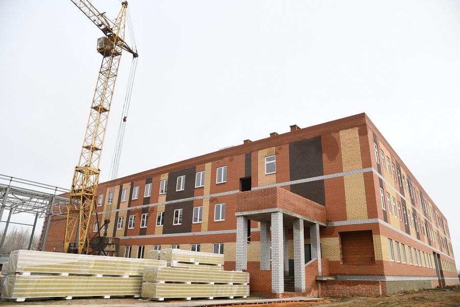 Южный федеральный округ построит 13 объектов по программе «Стимул»