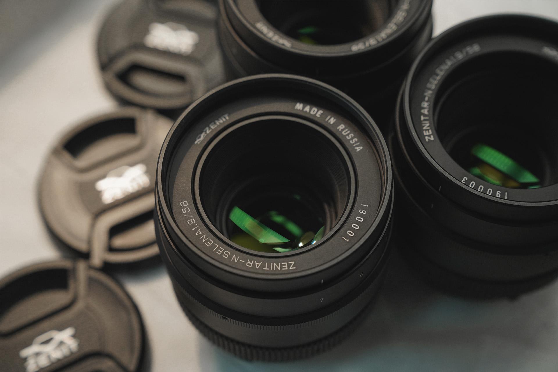 «Швабе» объявил о старте продаж новых фотообъективов