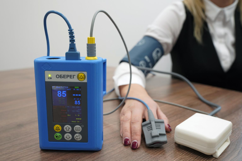 Ростех разрабатывает портативную систему для удаленного мониторинга здоровья