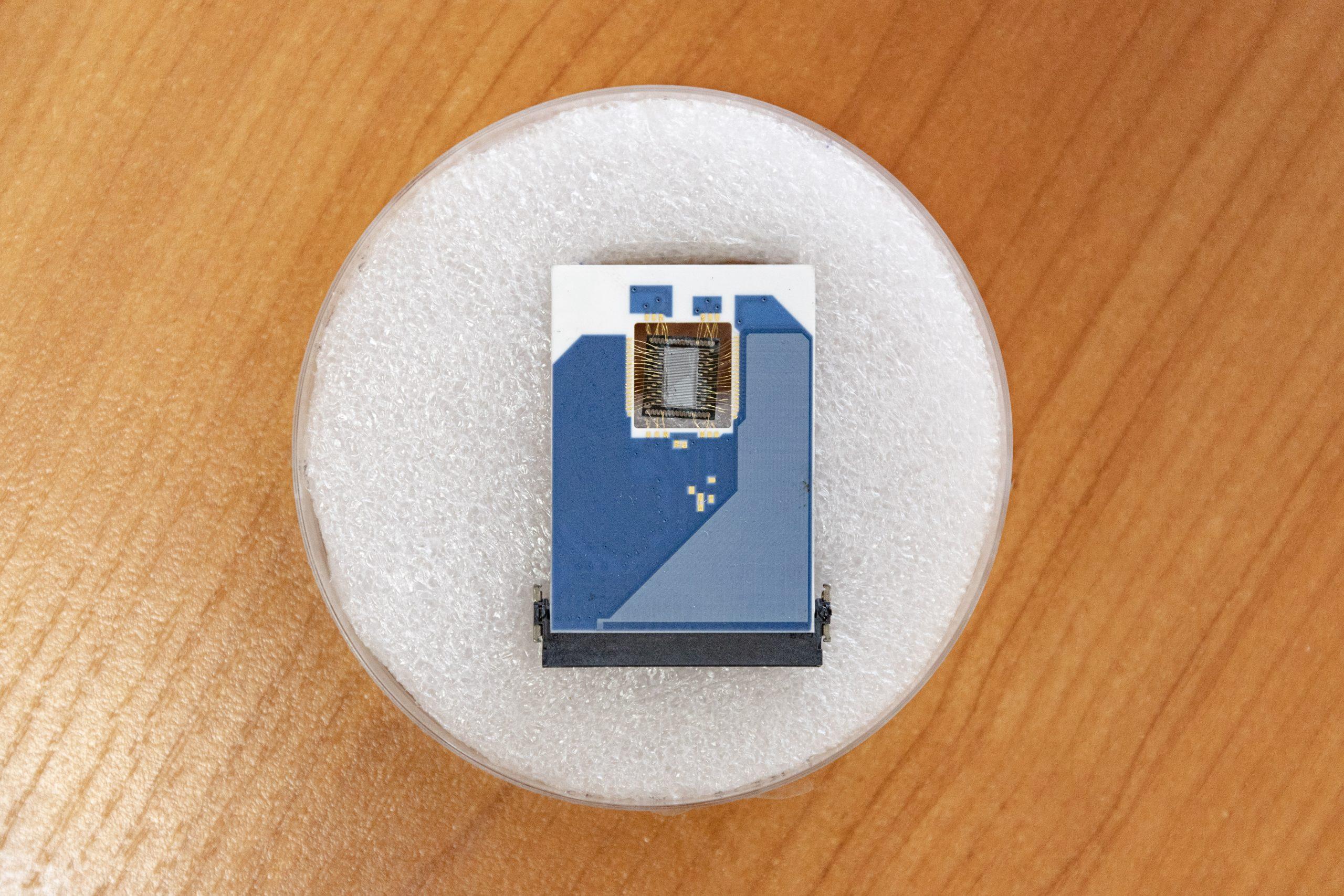 Российские ученые разработали мультисенсорный чип для оперативного мониторинга качества воздуха
