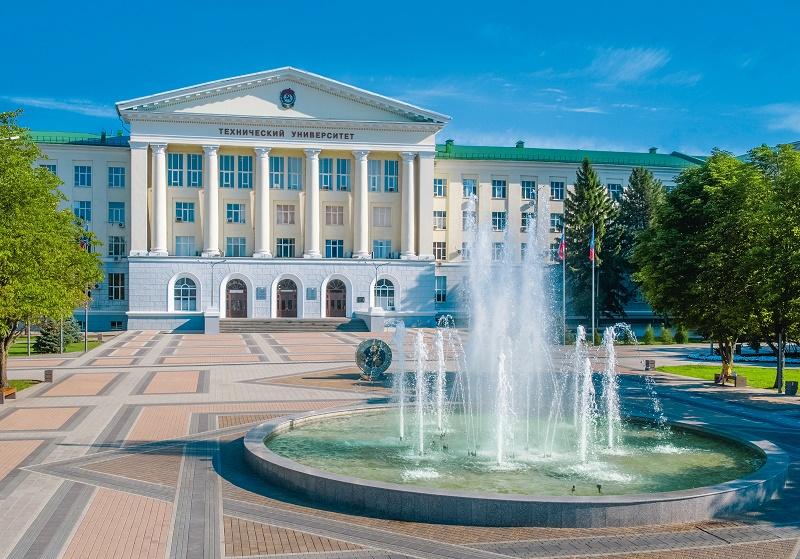 Студенты Донского государственного технического университета смогут учиться в кампусе мирового уровня
