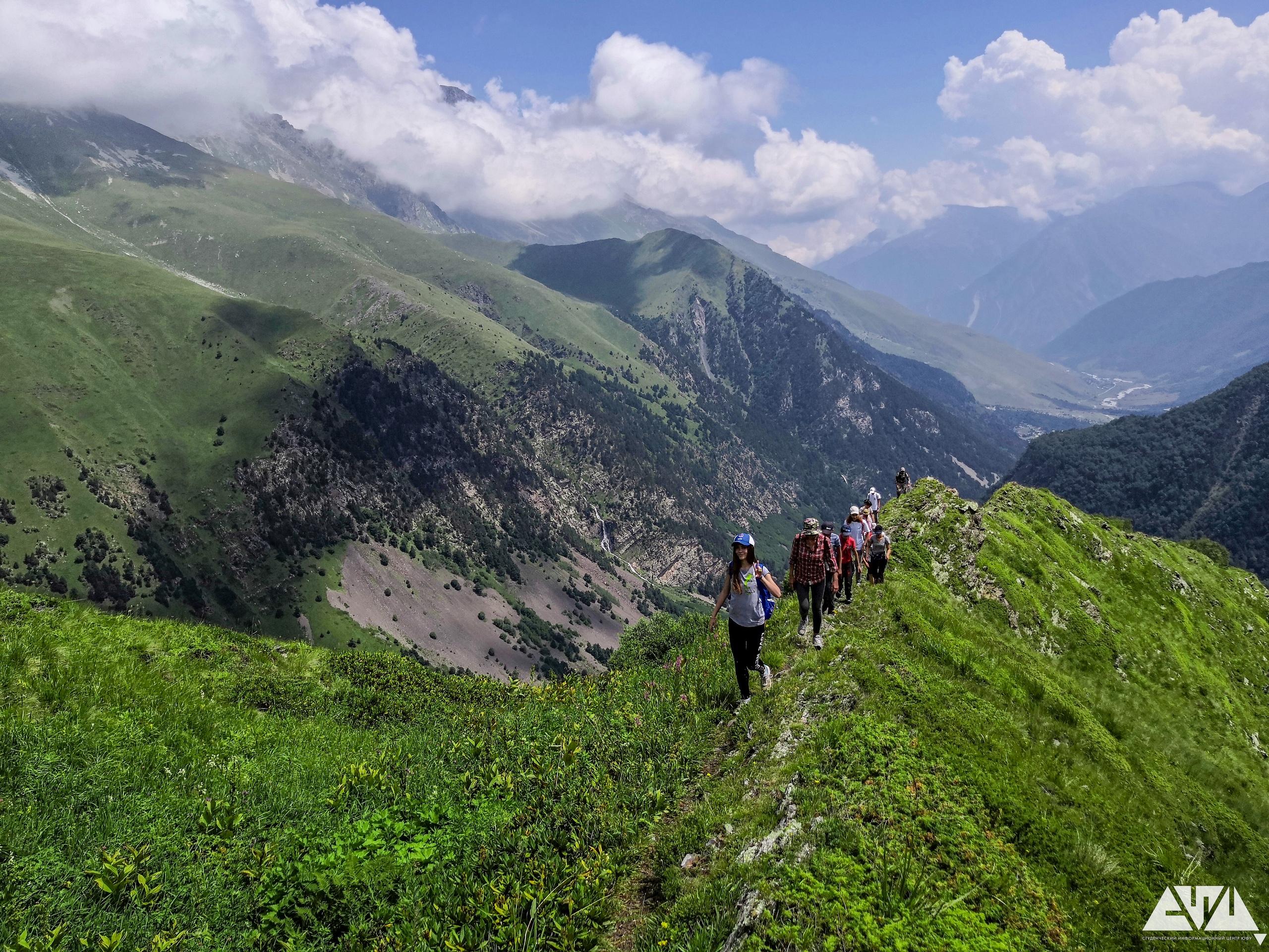 Горы, море или история? Программу развития туризма готовят с учётом мнения студентов