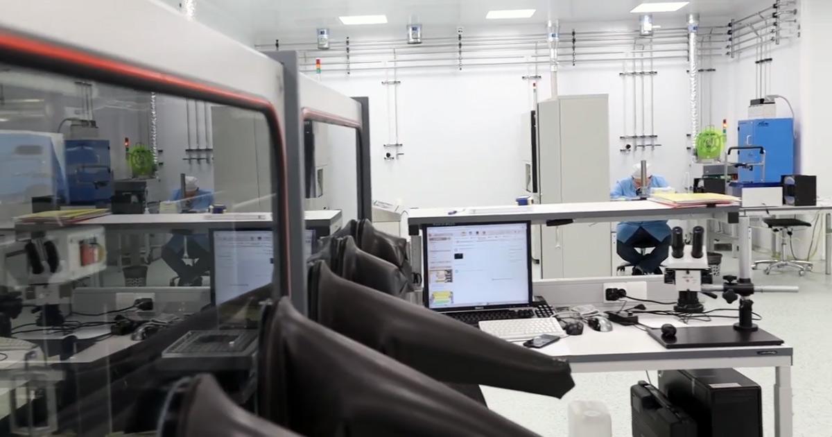 Зеленоградский наноцентр ФИОП РОСНАНО открыл новое производство электронных компонентов