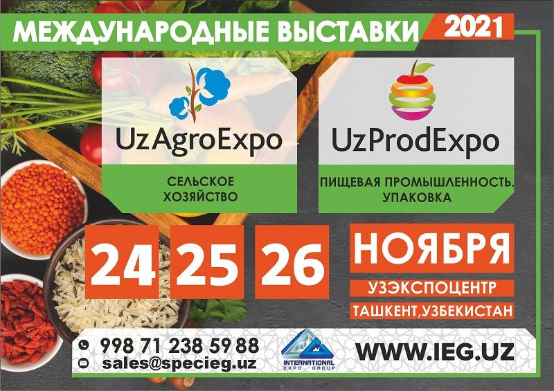 XVI Международная выставка (г.Ташкент, Узбекистан)