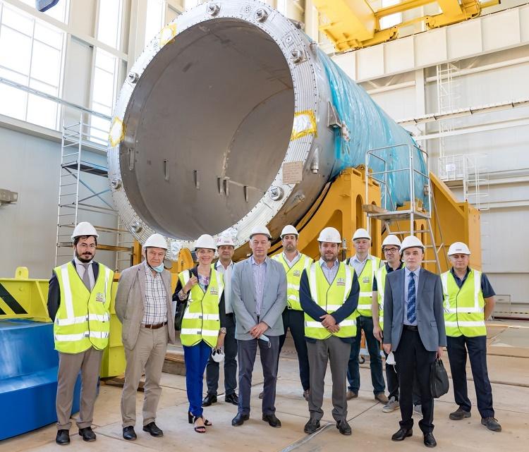 Строительство коллайдера NICA завершено на 80%
