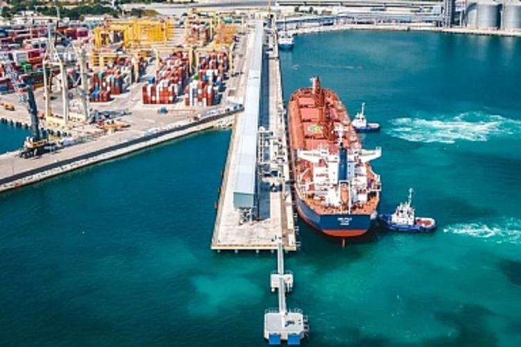 Новый глубоководный причал в Новороссийске откроет доступ российским экспортерам на рынки Юго-Восточной Азии