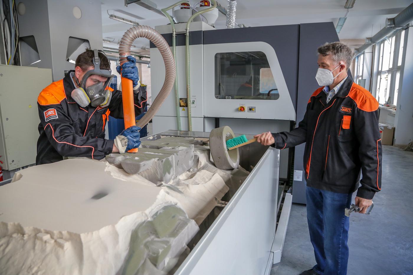 Уралвагонзавод запустил промышленный 3D-принтер