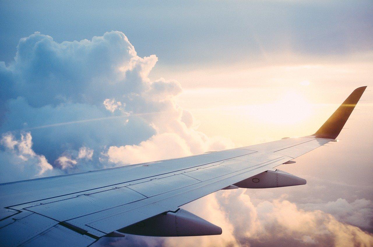 На остров Сахалин прилетел первый чартерный рейс