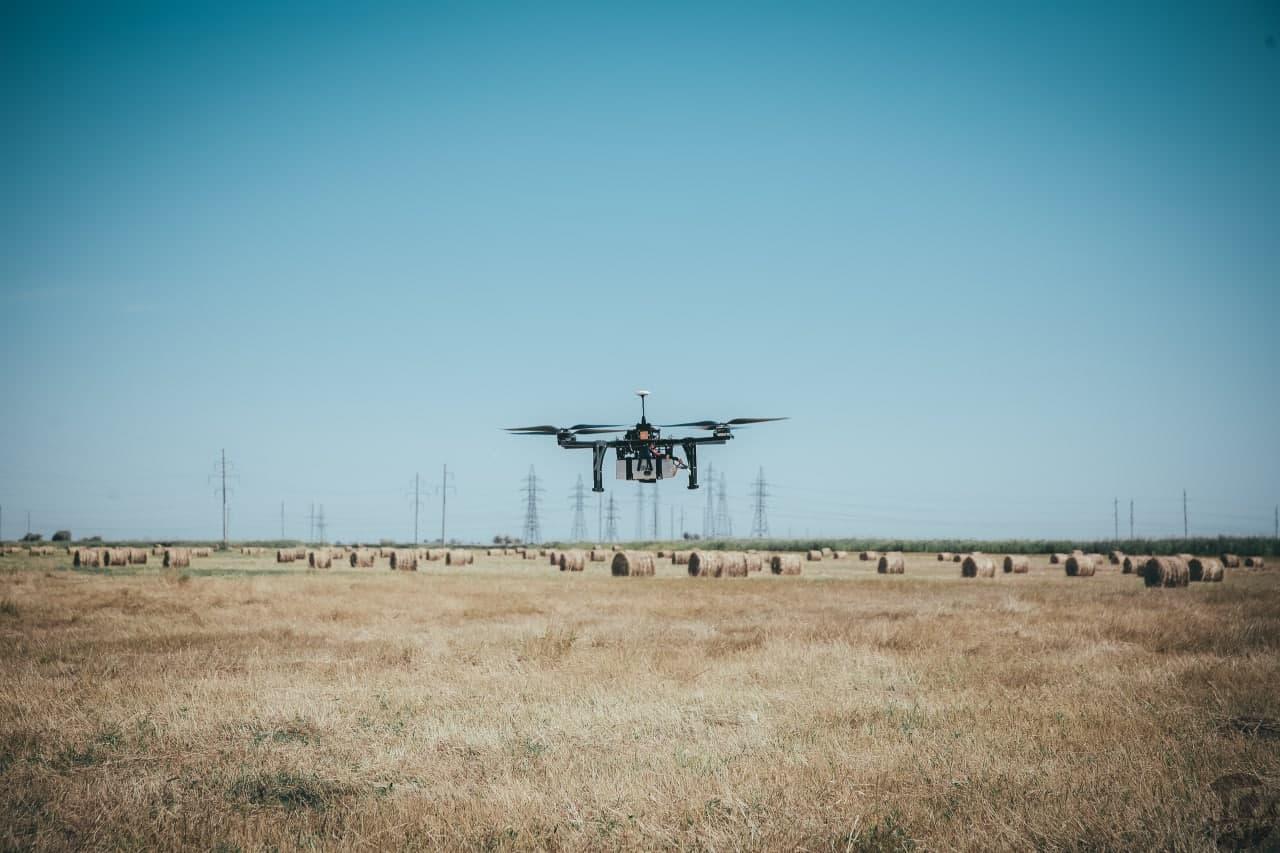 Астраханские ученые изучат состояние сельхозобъектов региона с помощью дронов