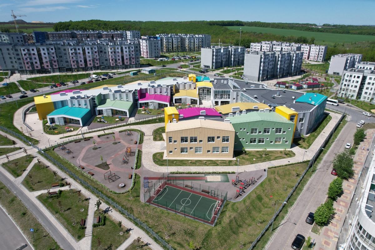 Программа «Стимул» обеспечила ввод почти 1,7 млн кв. м жилья по итогам первого полугодия 2021 года