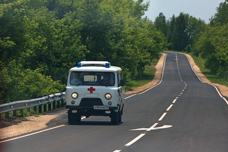 В России продолжается ремонт дорог, ведущих к важным социальным объектам