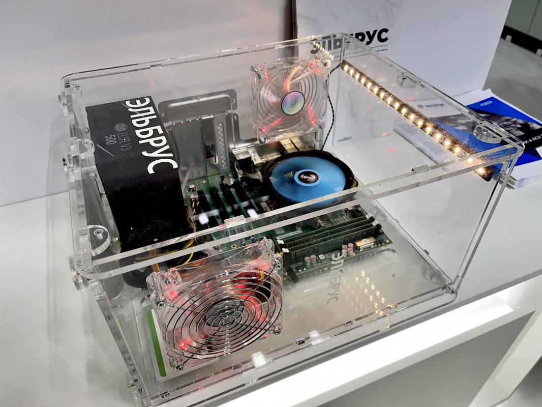 «Автоматика» представила первый бюджетный компьютер на базе процессора «Эльбрус-2С3»