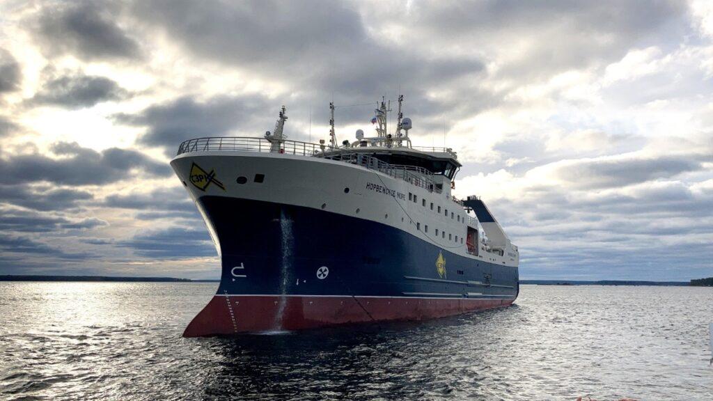 Второй траулер по программе инвестквот пополнил флот СЗРК