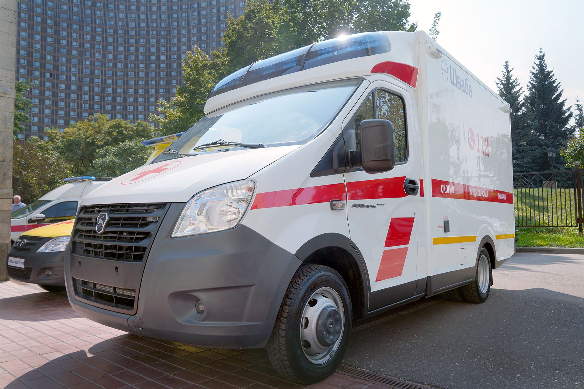 «Швабе» представил новые модели медицинского транспорта