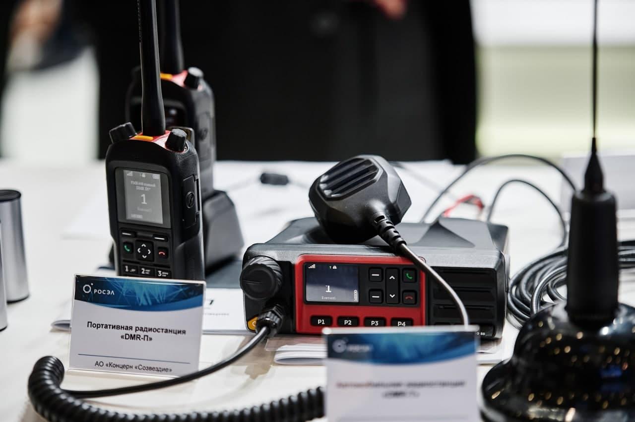 «Росэлектроника» и «Роснефть» провели испытания цифровых DMR-радиостанций