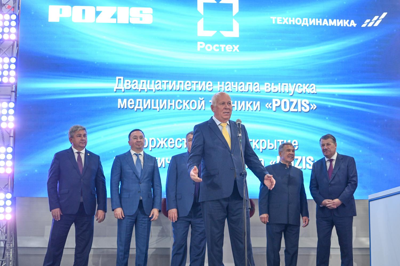Ростех ввел в строй крупнейший логистический центр стоимостью более 550 млн рублей