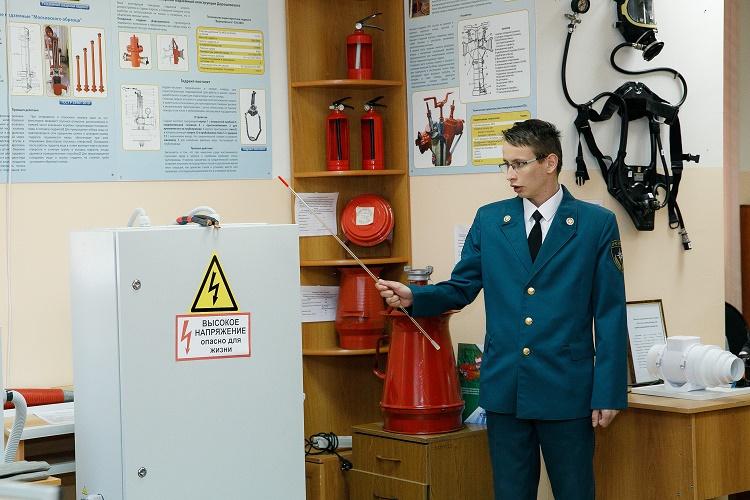 Новая установка с использованием электрического поля поможет тушить пожары