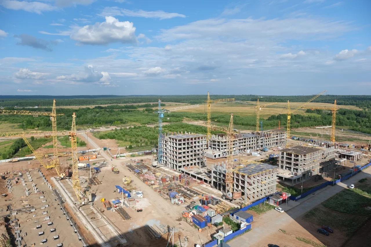 В девяти регионах страны будут построены объекты с привлечением инфраструктурных кредитов