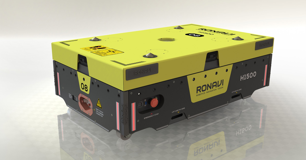 Стартап Ronavi Robotics