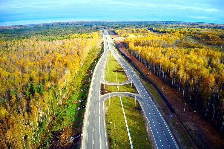 В регионах завершаются дорожные работы в рамках нацпроекта «Безопасные качественные дороги»